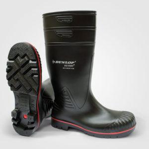 Μπότα ασφαλείας Dunlop Acifort