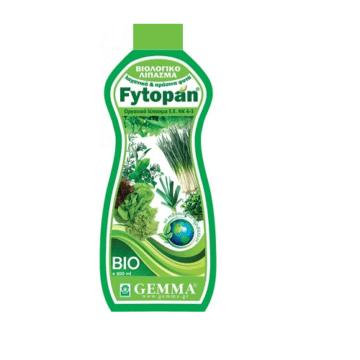 Fytopan Βιολογικό για Κηπευτικά και Φρούτα