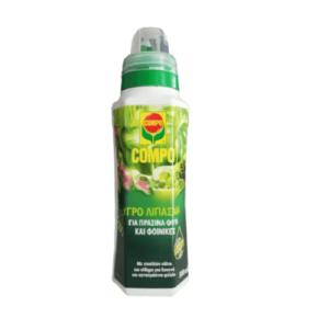Compo Υγρό Λίπασμα για Πράσινα Φυτά 500ml
