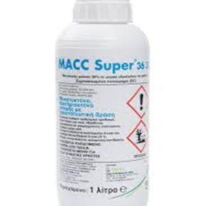 MACC SUPER 36 SC-Μεταλ. Χαλκός36% 1 ltr.