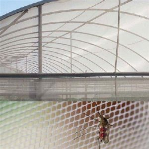 Εντομοστεγές δίχτυ θερμοκηπιου