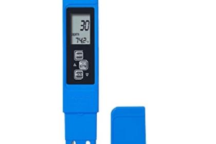 Μετρητης αγωγιμοτητας TDS/EC-Ψηφιακο θερμομετρο