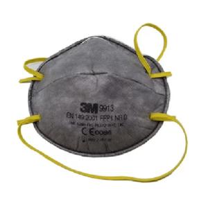 3M™ 9913 Μάσκα Ενεργού Άνθρακα FFP1