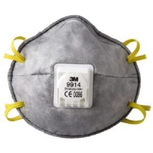 Μάσκες Eνεργού άνθρακα