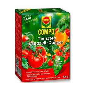 Compo Κοκκώδες Λίπασμα Για Λαχανικά 850 gr